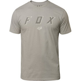 Fox Barred Premium Camisetas Hombre, steel gray